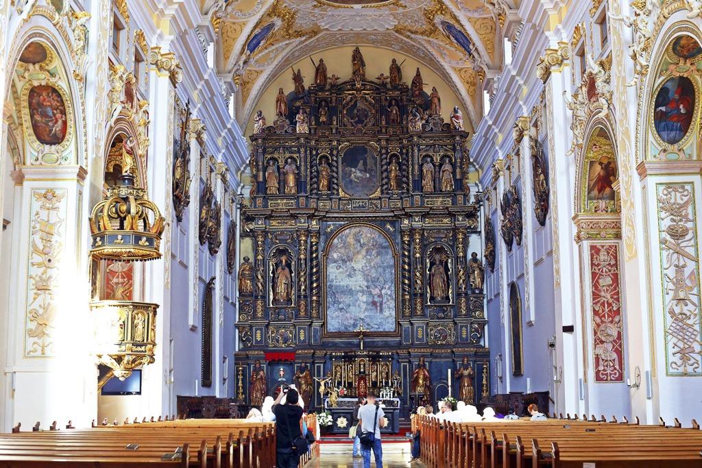 Malý Rím, Katedrála sv. Jána Krstiteľa
