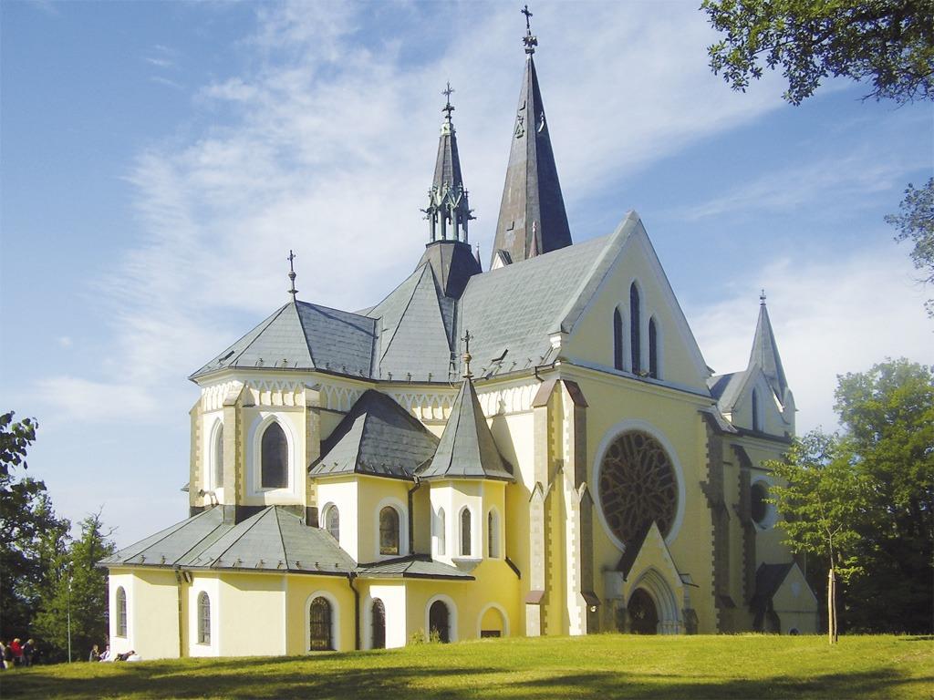 Levoča, Kostol Panny Márie Levoča