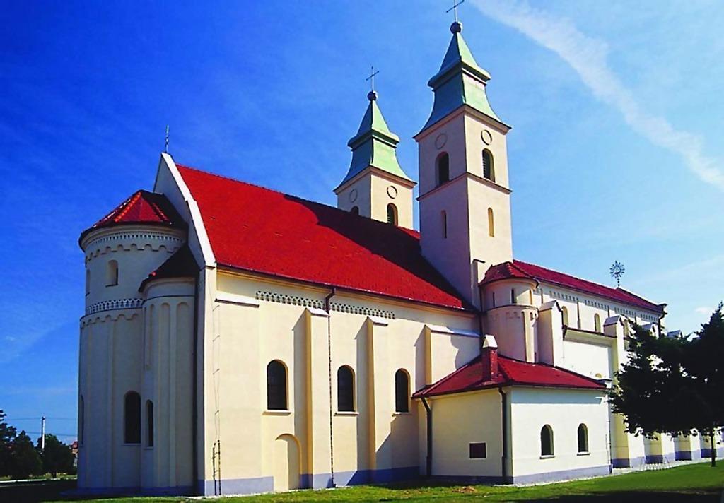 Nitra Kostol Panny Márie Nanebovzatej