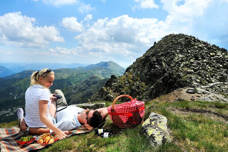 Piknik Na Oblohe