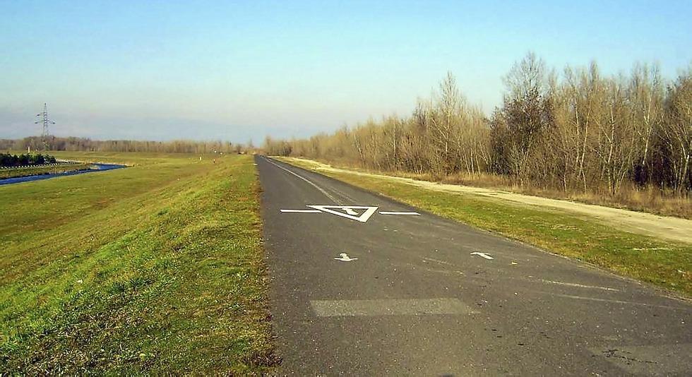 Po dunajskej hrádzi do Vojky, cyklovýlet Bratislavy