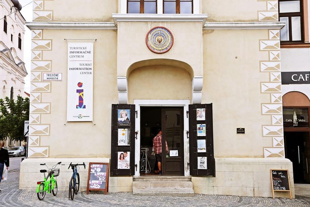 Malý Rím, Turistické Informačné Centrum Trnava