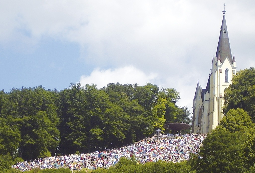 pútnické miesta, Kostol Panny Márie Levoča