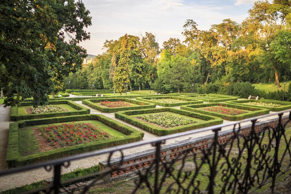Zamocky Park