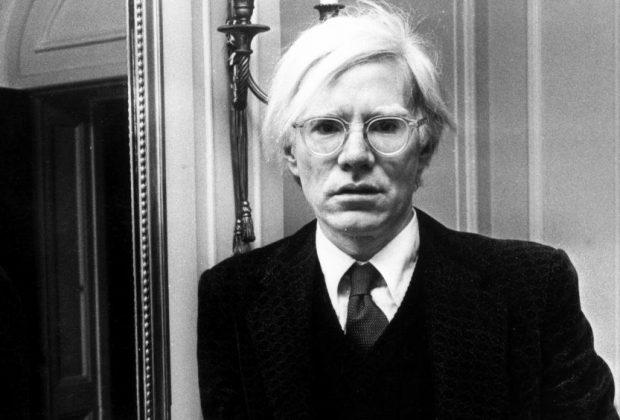 Leto v atelieri, popartu, Andy Warhol