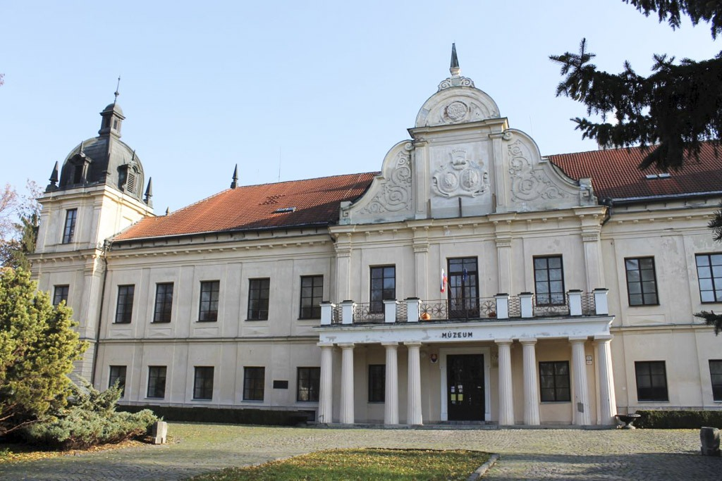 Barokovo Klasicistický Kaštieľ Trebišov