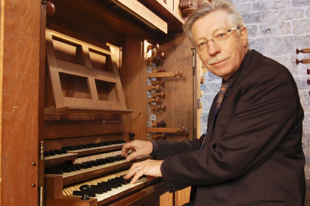 Organové Dni, Christian Bacheley