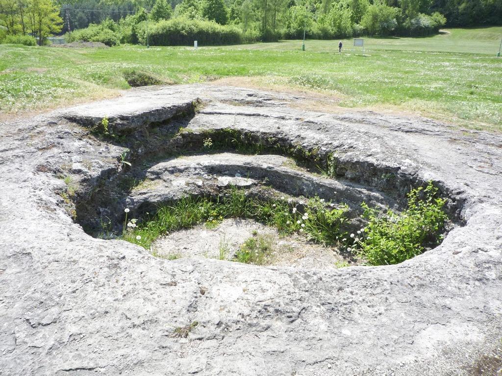 Rímske kúpele alebo Močidlá