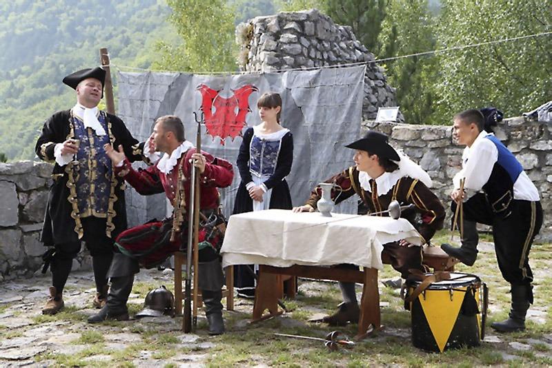 Hradné hry Žofie Bosniakovej
