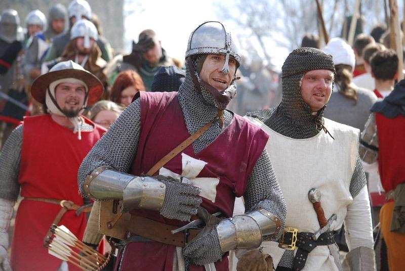 Hradné slávnosti na hrade Ľubovňa