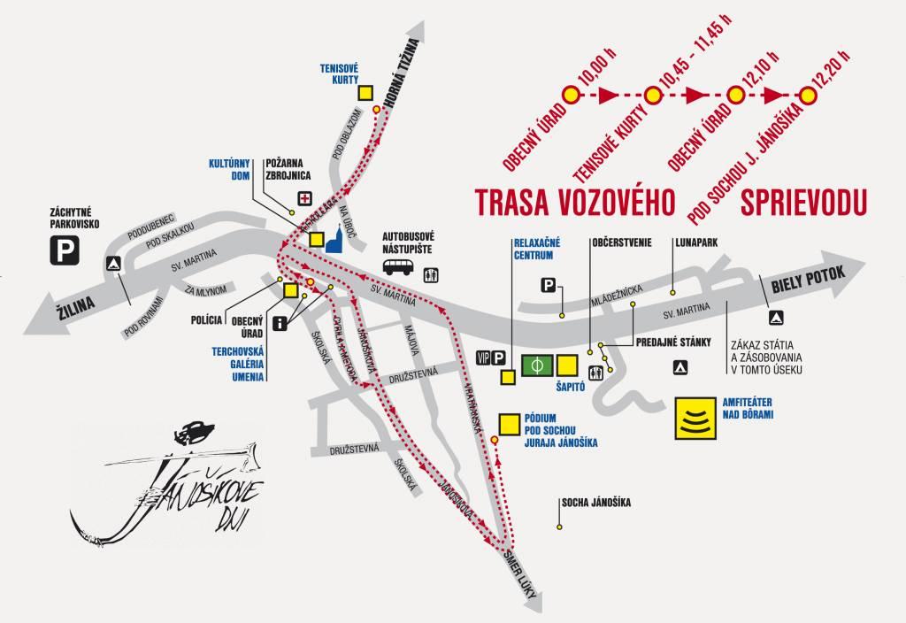 Festivalová Mapa