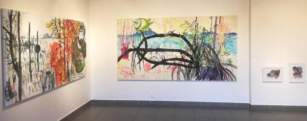 Oravskej galérii, Juliana Mrvova
