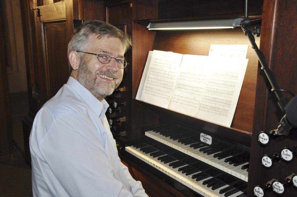Organové Dni, Bogdan Narloch