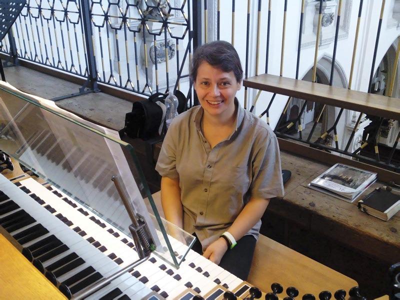 Organové Dni, Giulia Biagetti