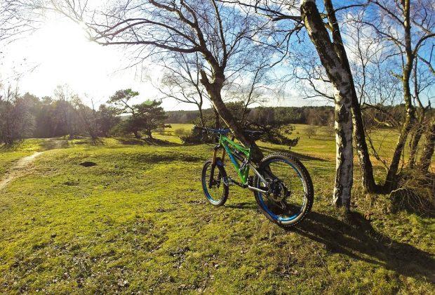 Cyklotrasy, Slovenský Raj