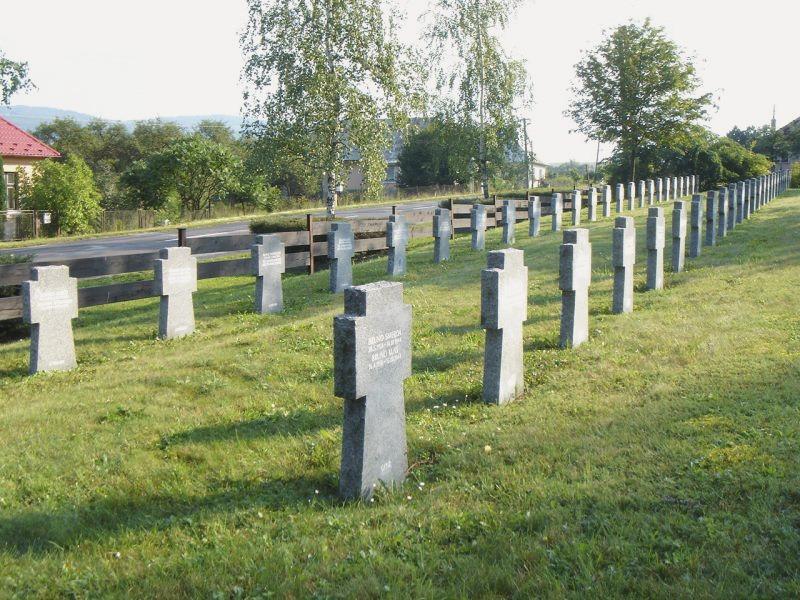 cintorín v Zborove