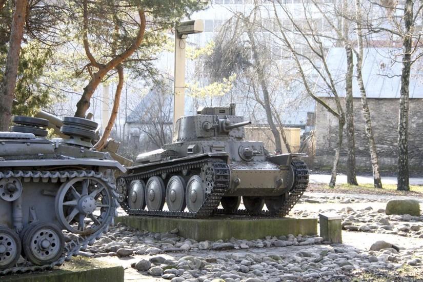 Česko Slovenský ľahký Tank