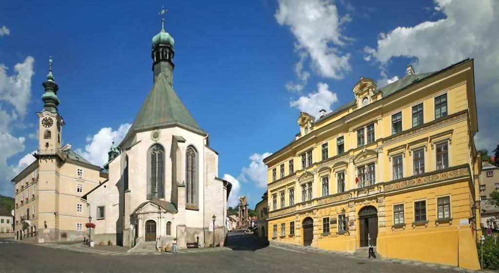 Banská Štiavnica kostol sv. Kataríny, Dni európskeho kultúrneho dedičstva 2019 na Slovensku