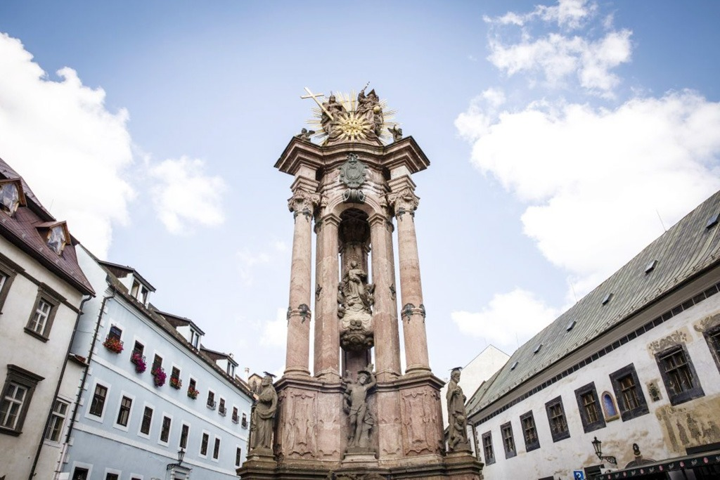 Banská Štiavnica, kultúrneho dedičstva