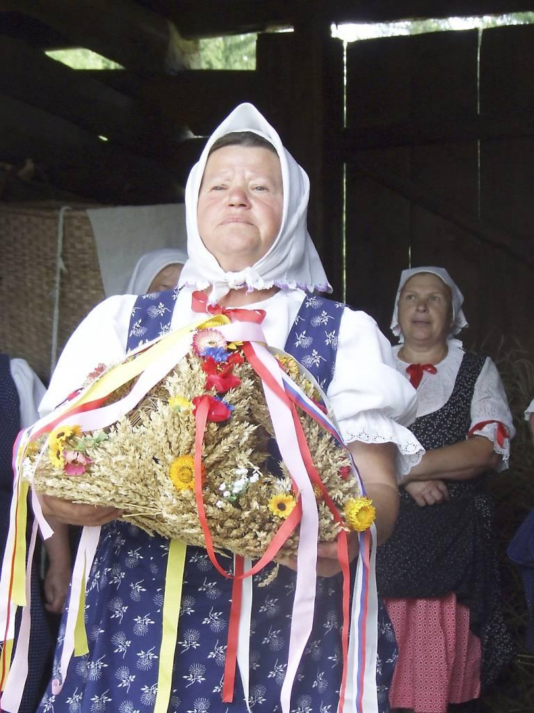 Dožinky na Kysuciach Vychylovka