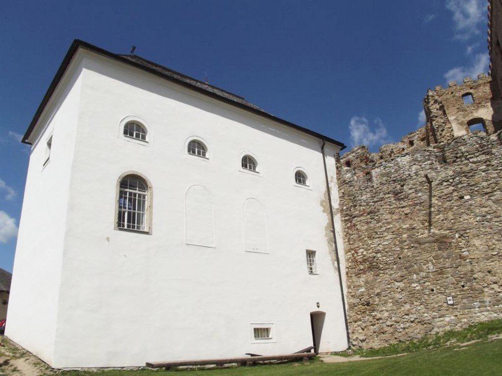 Kaplnka sv. Michala Archanjela Hrad Stara Lubovna