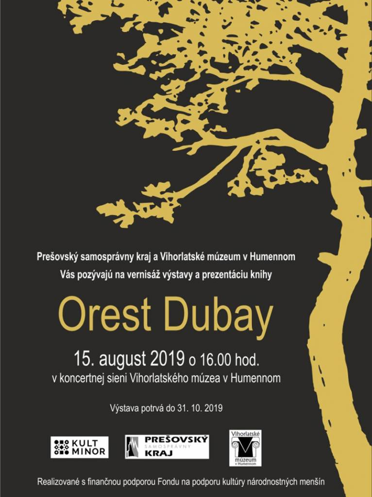 Orest Dubay Pozvanka