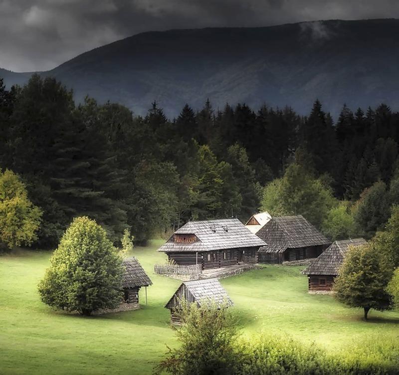 Človek a príroda v Múzeu slovenskej dediny