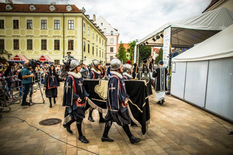 Bratislava opäť žije korunovačnou atmosférou