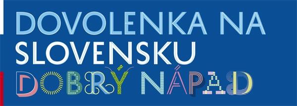 Dovolenka na Slovensku logo