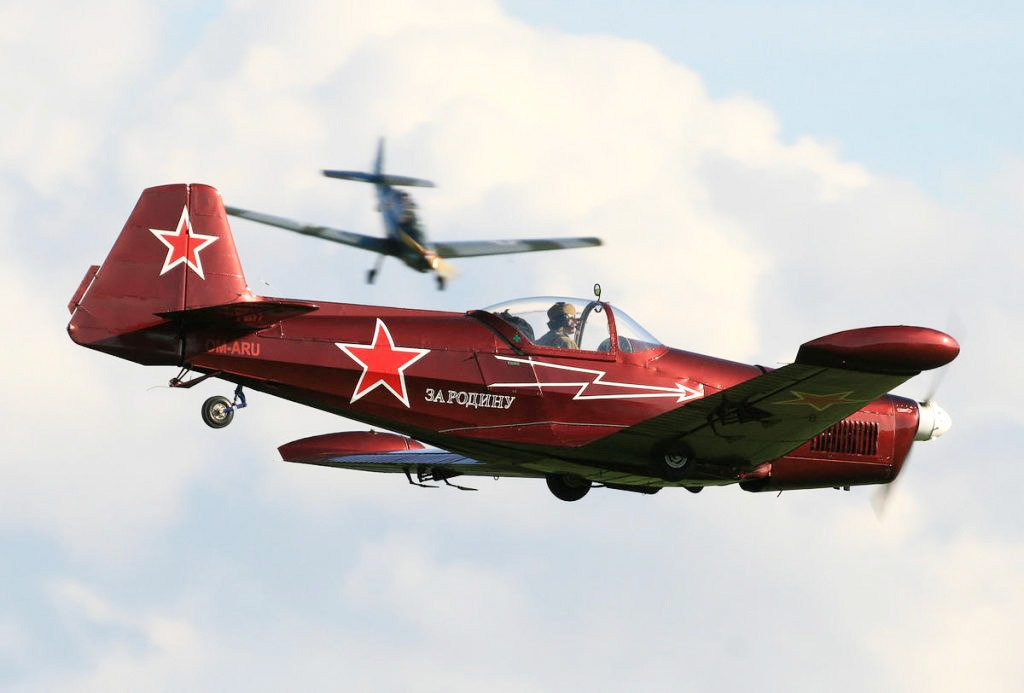 Letecké dni 2019 v Košiciach