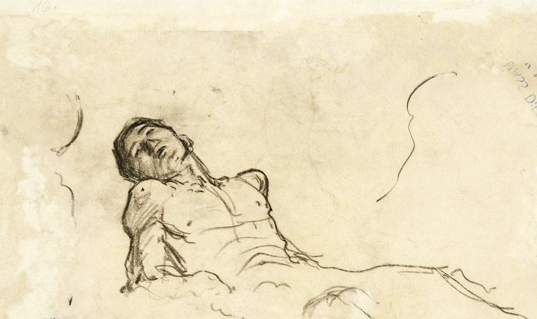 Ladislav Mednyánszky reštaurovane kresby