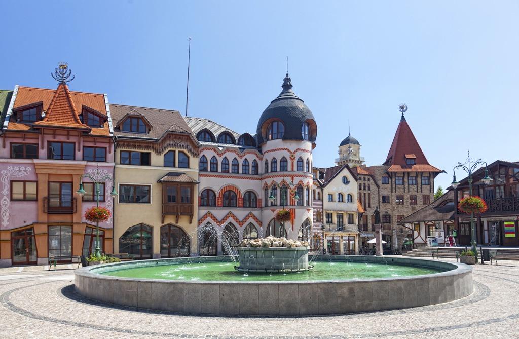 sezóna na Slovensku