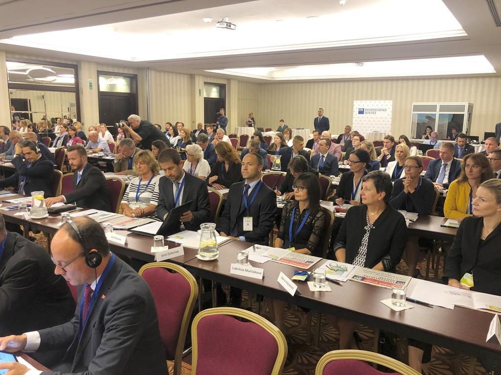 Ministerka poukázala na kľúčovú úlohu duševného vlastníctva v ére digitálnej ekonomiky