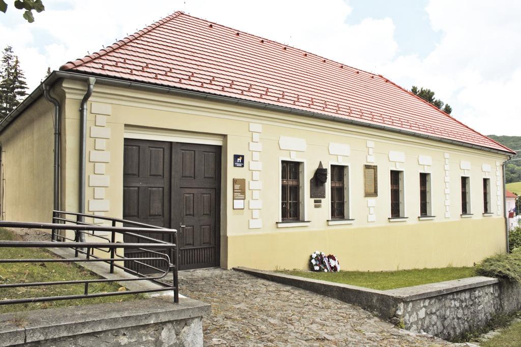 Muzeum Stefanika v Kosariskach