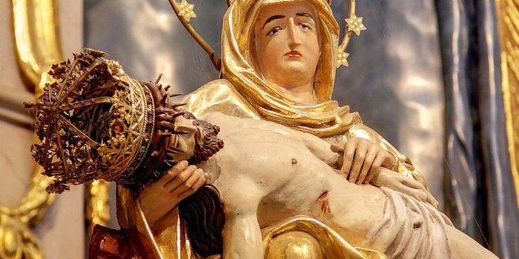 Sedembolestnej Panny Márie