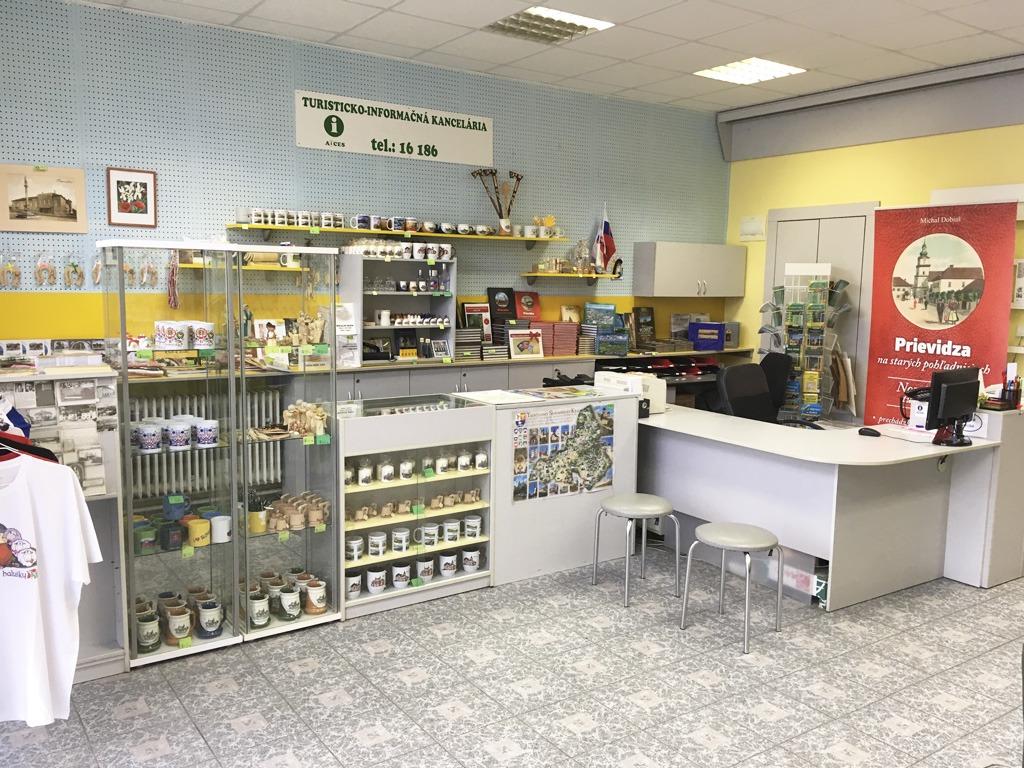 Turisticko-informacna kancelaria Prievidza