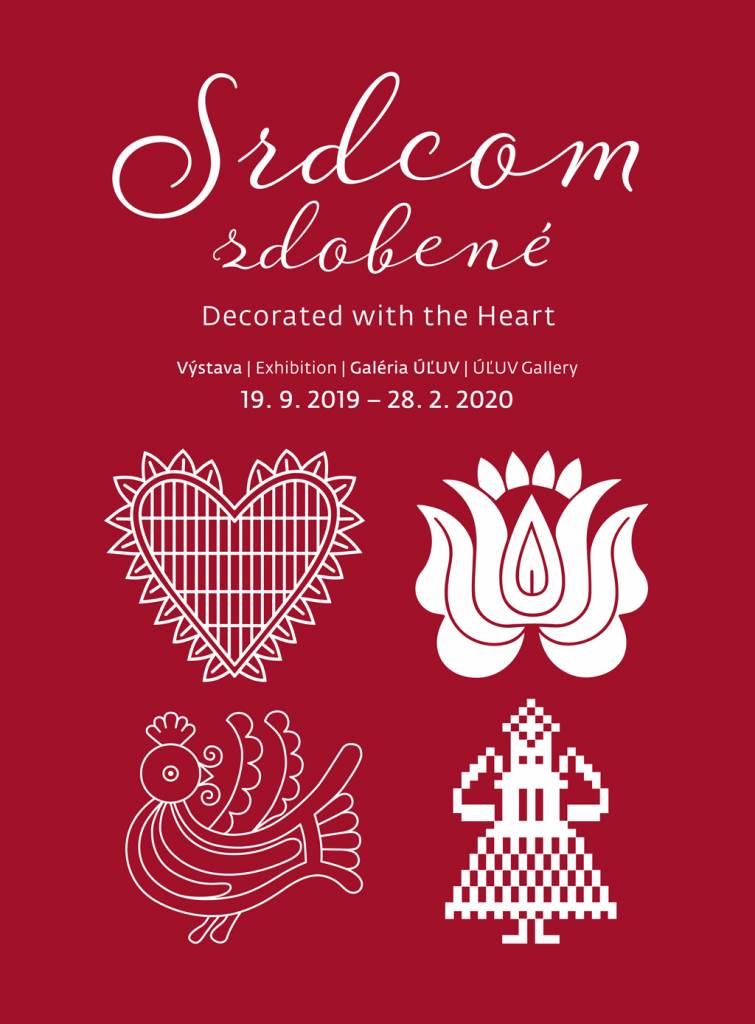 Výstava Srdcom Zdobene 2019