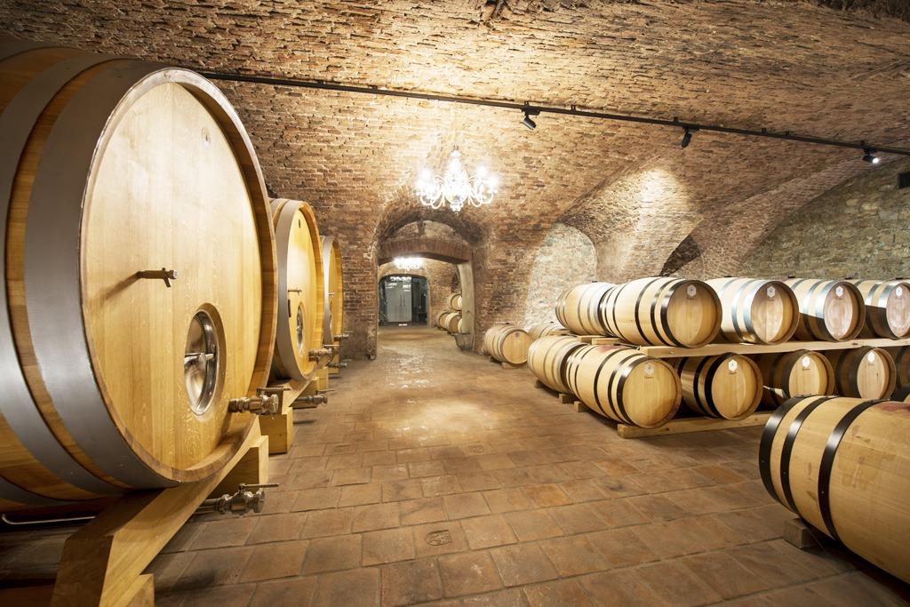 Zámok Pezinok, vínna cesta