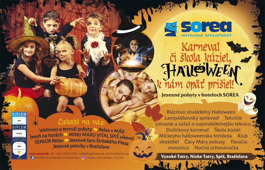 Halloween SOREA