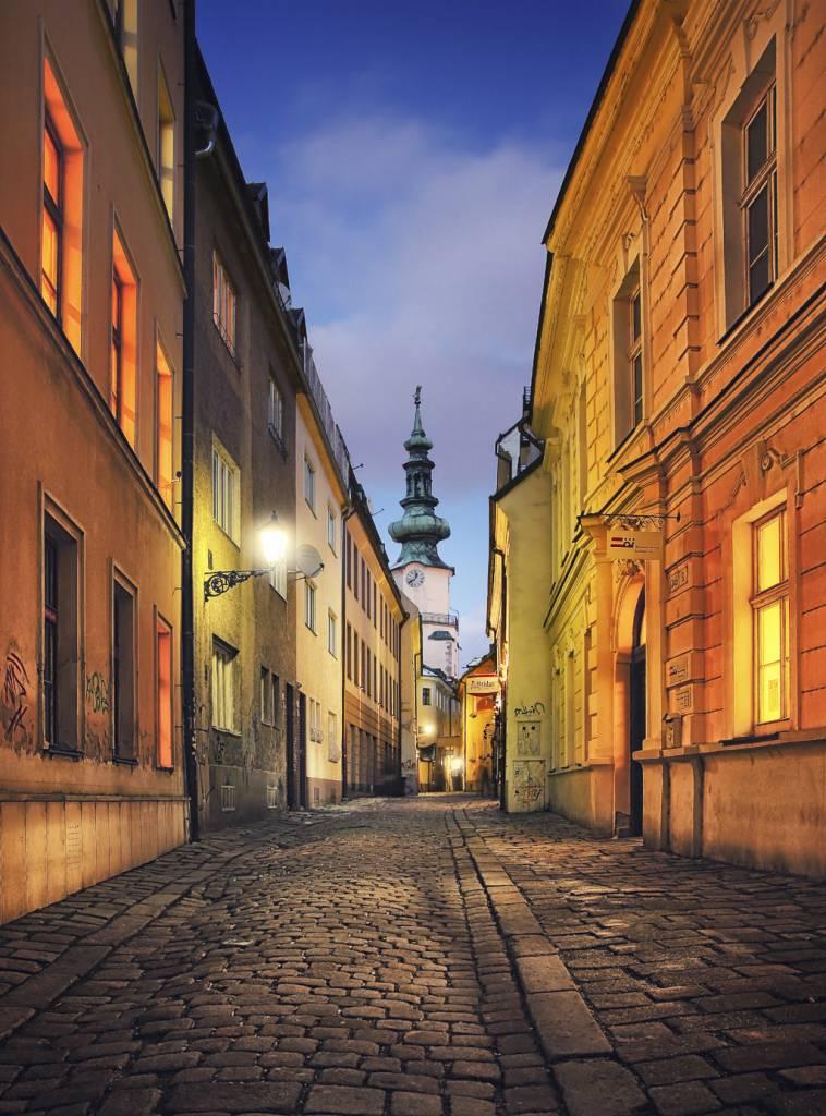 Bratislava jeseň, Staré mesto