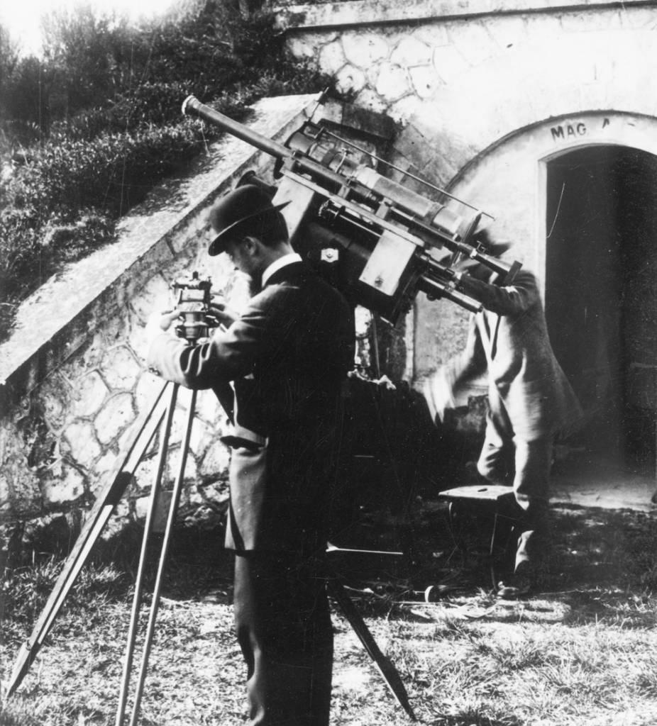 Astronom Milan Rastislav Štefánik