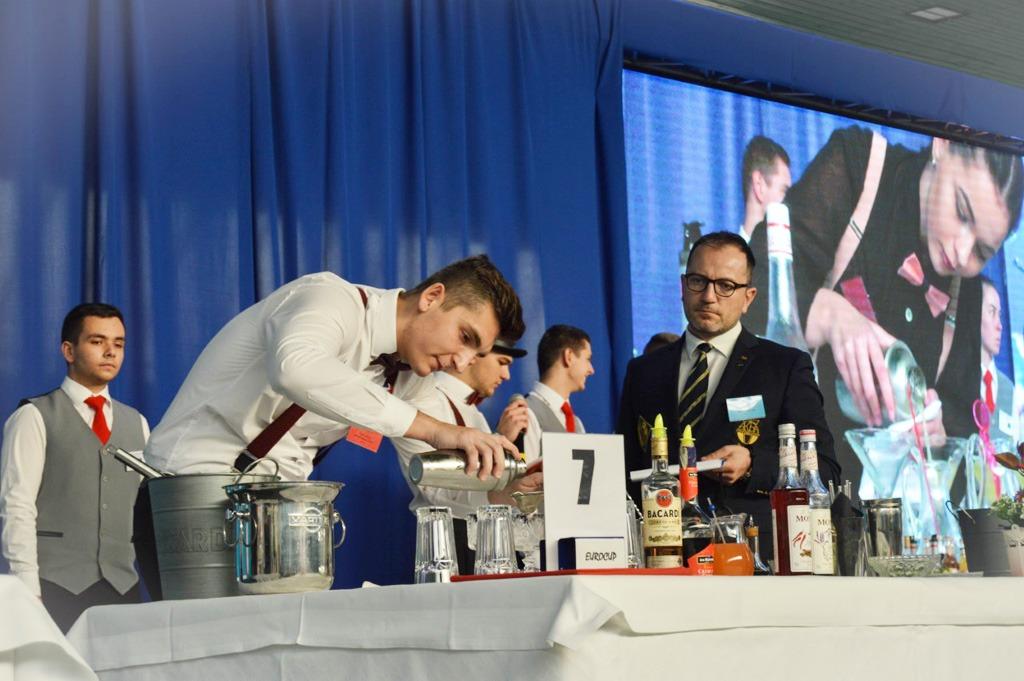 Baristický Eurocup Presov