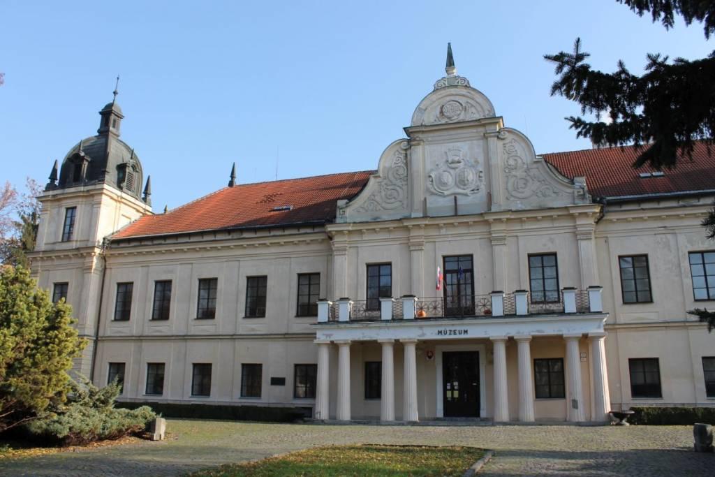 Barokovo-klasicistický kaštieľ, Trebišov