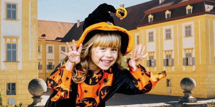 Halloweenová slávnosť na zámku Schloss Hof