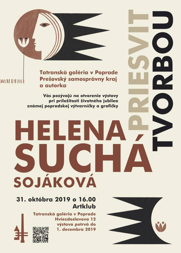 Helena Suchá – Priesvit tvorbou