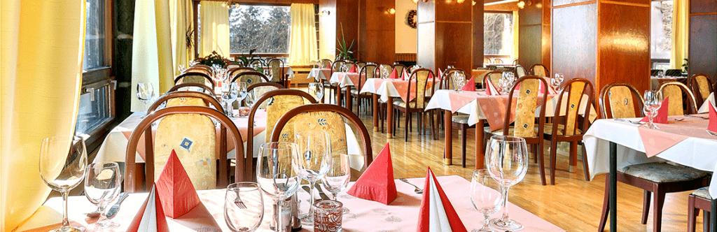 Kúpeľná dvorana Srdiečko, reštaurácia