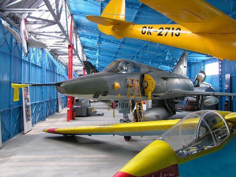 Kam ísť s deťmi, Múzeum letectva vKošiciach