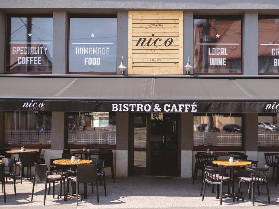 NICO CAFFÉ v Košiciach
