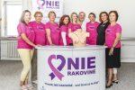 Prsko TOUR na cestách, rakovine nie
