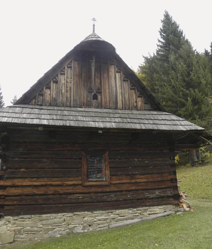 Skanzen Vychylovka Nová Bystrica